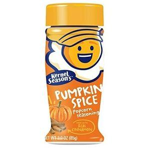 Kernel Seasons Pumkin Spice Seasoning Popcorn Fall